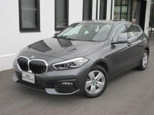 BMW 1シリーズ 118d プレイ エディションジョイ+ LEDヘッドライト コンフォートアクセス アクティブクルーズコントロール ワイヤレスチャージ 運転席電動シート 電動トランク 16インチAW デモカー禁煙車 2年保証