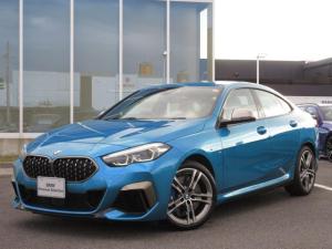 BMW 2シリーズ M235i xDriveグランクーペ LEDヘッドライト アクティブクルーズコントロール ワイヤレスチャージ シートヒーター コンフォートアクセス 18インチAW デモカー禁煙車 2年保証