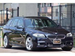 BMW 5シリーズ  Mエアロダイナミクスパッケージ(フロントエプロン・サイドスカート・リアスカート)/Mスポーツサスペンション/Mスポーツ専用スポーツオートマチックセレクトレバー・ステップトロニック