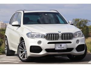 BMW X5 xDrive 50i Mスポーツ 8AT パドルシフト コンフォートPKG パノラマサンルーフ ヘッドアップディスプレイ  キドニーグリル クルーズコントロール アンビエントランプ インテリジェントセーフティ
