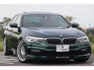 BMWアルピナ D5 S リムジン オールラッド 医療法人1オーナー ダコタレザーインテリア ベンチレーター サンルーフ harman/kardon 鍛造20AW ステアリングヒーター ソフトクローズドドア 電動トランク ヘッドアップディスプレイ