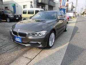 BMW 3シリーズ 320dブルーパフォーマンス ラグジュアリー HDDナビ