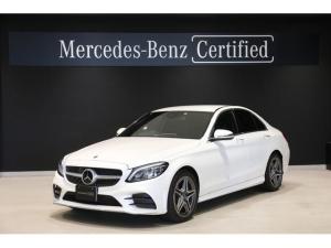 メルセデス・ベンツ Cクラス C220dアバンギャルド AMGライン AMGライン/レーダーセーフティパッケージ/認定中古車保証2年付