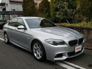 BMW 5シリーズ 550i Mスポーツパッケージ ヘッドアップディスプレイ