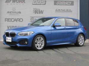 BMW 1シリーズ 120i Mスポーツ 地デジチューナー付き バックカメラ ソナー付き HDDナビ BlueTooth クルーズコントロール 衝突軽減ブレーキ 斜線逸脱警告