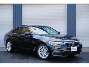 BMW 5シリーズ 530iラグジュアリー 黒革 ユーザー様下取車 ACC