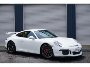 ポルシェ 911 911GT3 911GT3 左ハンドル 正規ディーラー車 1オーナー サーキット未走行 雨天未走行 完全ガレージ保管 ディーラーメンテナンス 禁煙車 ユーザー様買取車 取説、記録簿、スペアキー