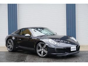 ポルシェ 911 911カレラT 正規D車 左H 1オーナー スポーツクロノPKG スポーツエキゾースト エントリードライブ 20インチカレラスポーツAW LEDヘッド スポーツシャーシ パワステ+ カレラTインテリアPKG Bカメラ