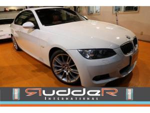 BMW 3シリーズ 320i Mスポーツパッケージ 赤レザー サンルーフ 6速MT 左H HDDナビ バックカメラ D車 シートヒーター リア電動サンシェード 検3年8月 ミラーETC 保証書・取説 専用18アルミ Mスポーツパッケージ