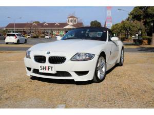 BMW Z4 Mロードスター 1オーナー 正規ディーラーメンテナンス車 59,700km 右ハンドル 黒革 6速マニュアル