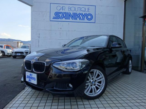 BMW 1シリーズ 116i Mスポーツ 純正HDDナビ スマートキー