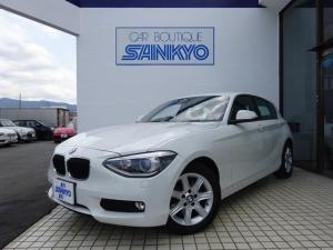 BMW 1シリーズ 116i 純正HDDナビ ETC