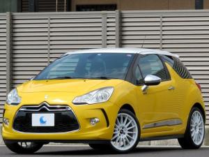 シトロエン DS3 スポーツシック エディション ジョーヌ 国内25台限定車