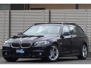 BMW 5シリーズ 523dツーリング Mスポーツ 後期モデル ワンオーナー ディーゼルターボ マルチディスプレイ LEDヘッドライト 純正HDDナビ 地デジフルセグTV Bluetooth リアビューカメラ ドラレコ アイドルストップ スマートキー