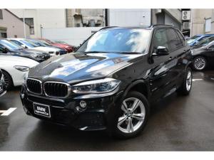 BMW X5 xDrive 35d Mスポーツ 黒レザーLEDヘッドライト
