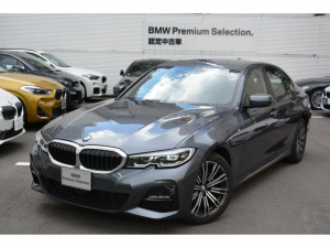 BMW 3シリーズ 320d xDrive Mスポーツ デモカー 黒レザー