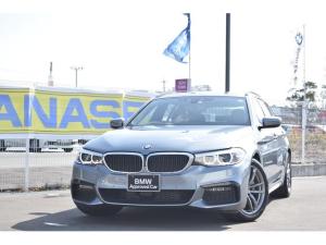 BMW 5シリーズ 523d xDriveツーリング Mスピリット 弊社デモカー ブラックレザー オートトランク