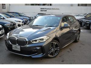 BMW 1シリーズ 118i Mスポーツ 元弊社デモカー ビジョンP ナビP コンフォートP 18インチ HiFiスピーカー