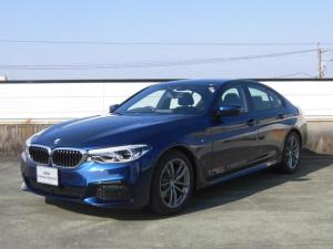 BMW 5シリーズ 523d xDrive Mスピリット 元弊社デモカー アドバンスパッケージ