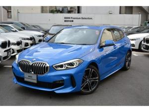 BMW 1シリーズ 118i Mスポーツ 元弊社レンタカー ビジョンPKG ナビPKG コンフォートPKG ガラスサンルーフ