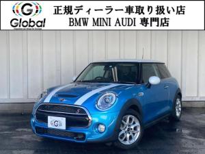 MINI クーパーSエキサイトメントPKG純正ナビ&Bカメ 1年保証付