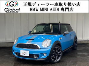 MINI クーパーSベイズウオーター特別限定車 黒革シート 1年保証付