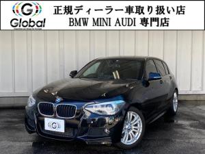 BMW 1シリーズ 120i Mスポーツ ナビ&TV レーダー禁煙車 1年保証付