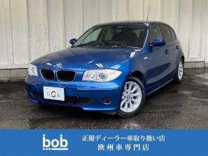 BMW 1シリーズ 116i HID 1オーナー 実走行11,600KM 禁煙車