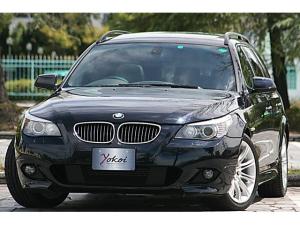 BMW 5シリーズ 525iツーリング Mスポーツパッケージ LCIモデル 後期最終型 新HDDナビ