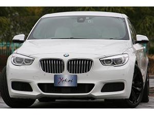 BMW 5シリーズ 550iグランツーリスモ Mスポーツ F07 後期モデル アダプティブLEDヘッド  H&R足回り アダプティブ ドライブ コンフォートパッケージ パーキングサポート パッケージ地上デジタル(フルセグ)TV コンフォートアクセスキー×2
