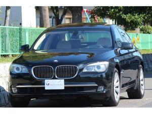 BMW 7シリーズ アクティブハイブリッド7 コンフォートP 革 ナビ 地デジ