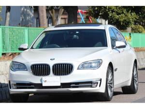 BMW 7シリーズ アクティブハイブリッド7 コンフォートP ナビ TV DVD