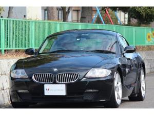 BMW Z4 クーペ3.0si 赤革 18AW ナビ HID DVDビデオ