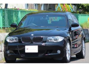 BMW 1シリーズ 130i Mスポーツ6MT 17AW 革 ナビ BPマフラー