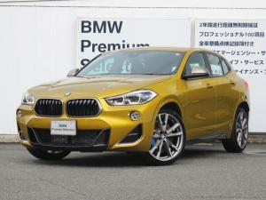 BMW X2 M35i ブラックレザー 20インチアロイホイール