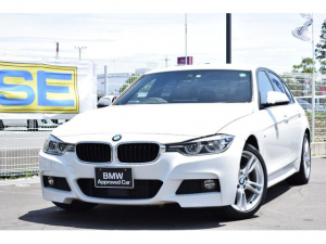 BMW 3シリーズ 320d Mスポーツ 認定中古車全国1年保証 ワンオーナ車