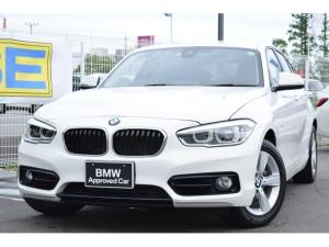 BMW 1シリーズ 118d スポーツ認定中古車全国1年保証 パーキングサポート