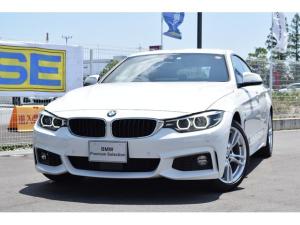 BMW 4シリーズ 420iグランクーペ Mスピリット 認定中古車全国2年保証付 レンタカーアップ車両