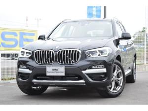 BMW X3 xDrive 20d Xライン 認定中古車全国2年保証付 ハイラインパッケージ デモカーアップ