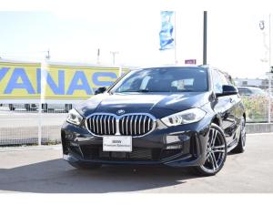 BMW 1シリーズ 118d Mスポーツ 認定中古車全国2年保証付 ナビゲーションパッケージ コンフォートパッケージ ストレージパッケージ デモカーアップ