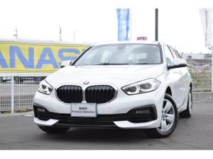 BMW 1シリーズ 118i 認定中古車全国2年保証付 ナビゲーションパッケージ ワンオーナー車