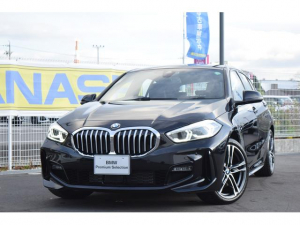 BMW 1シリーズ 118d Mスポーツ 認定中古車全国2年保証付 ナビゲーションパッケージ コンフォートパッケージ ストレージパッケージ ワンオーナー車
