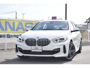 BMW 1シリーズ 118i Mスポーツ 認定中古車全国2年保証付 ビジョンパッケージ ナビゲーションパッケージ レンタカーアップ