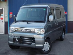 三菱 ミニキャブバン ブラボー 4WD キーレス CD マニュアル