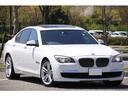 BMW/BMW 740i Mスポーツパッケージ 禁煙車 黒革シート