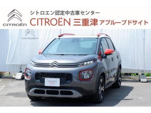 シトロエン C3 エアクロス シャイン 新車保証継承 Apple CarPlay  Android Auto対応