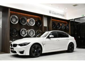 BMW M3 M3 LEDヘッドライト カーボンルーフ ヘッドアップディスプレイ