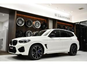 BMW X3 M コンペティション ワンオーナー ベンチレーション ヘッドアップディスプレイ スポーツエキゾーストシステム ジェスチャー機能 置くだけ充電
