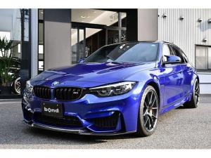 BMW M3 M3 CS 限定30台 カーボンブレーキ ゴールドキャリパー