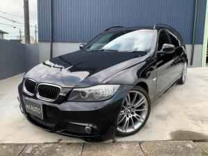 BMW 3シリーズ 320iツーリング Mスポーツパッケージ 純正HDDナビ、フルセグ地デジ、バックカメラ、ETC、18インチAW、HID、プッシュスタート